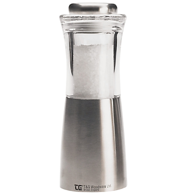 T&G Apollo CrushGrind® Salt Mill
