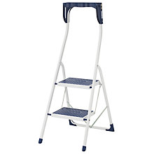 Buy Hailo 2-Step Ladder Stool Online at johnlewis.com