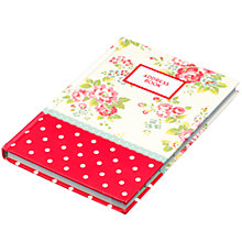 Buy Cath Kidston A5 Address Book Online at johnlewis.com