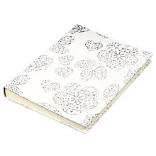 Buy John Lewis Confetti Traditional Photo Album, Small Online at johnlewis.com
