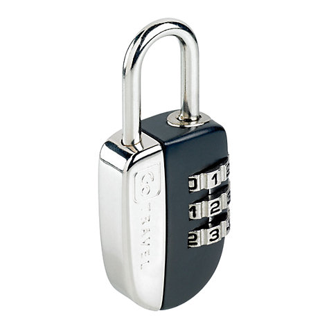 Buy Design Go No Key Padlock Online at johnlewis.com