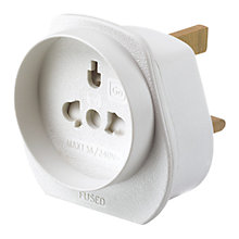 Buy Design Go Visitor UK Adaptor Online at johnlewis.com