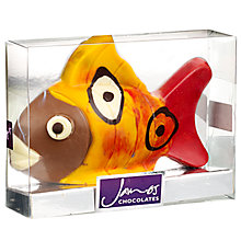 Buy James Chocolates Tropical Fish, Assorted, 95g Online at johnlewis.com