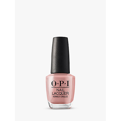Buy OPI Nails - Nail Lacquer - Neutrals Online at johnlewis.com