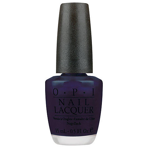 Buy OPI Nails - Nail Lacquer - Blues Online at johnlewis.com