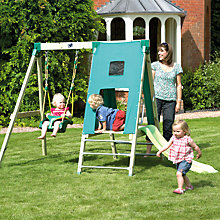 Buy TP Early Fun Swing and Slide Set Online at johnlewis.com