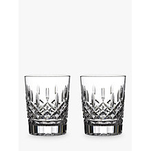 Buy Waterford Crystal Lismore Double Old Fashioned Tumbler, 12oz Online at johnlewis.com