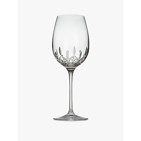 Buy Waterford Crystal Lismore Essence Goblets, Box of 2, Clear Online at johnlewis.com