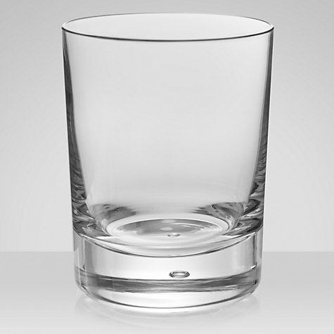 Buy Dartington Crystal Exmoor Single Old Fashioned Tumbler, Set of 2 Online at johnlewis.com