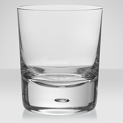 Dartington Crystal Exmoor Double Old Fashioned Tumbler, Set of 2