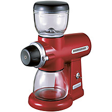 Buy KitchenAid Artisan Burr Coffee Grinder Online at johnlewis.com
