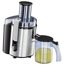 Buy Philips HR1861 Pro Aluminium Juice Extractor Online at johnlewis.com