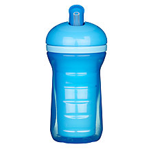Buy Tommee Tippee Explora Active Straw Bottle, Blue Online at johnlewis.com