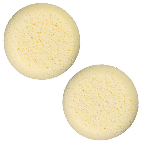 Buy John Lewis Baby Foam Sponge, Pack of 2 Online at johnlewis.com