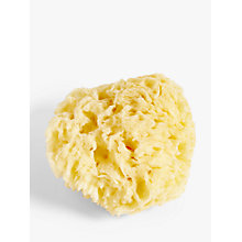 Buy John Lewis Baby Natural Bath Sponge Online at johnlewis.com