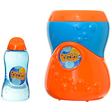 Buy Halsall Dubble Bubble Machine Online at johnlewis.com