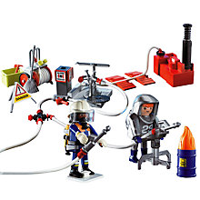 Buy Playmobil Fire Crew Online at johnlewis.com