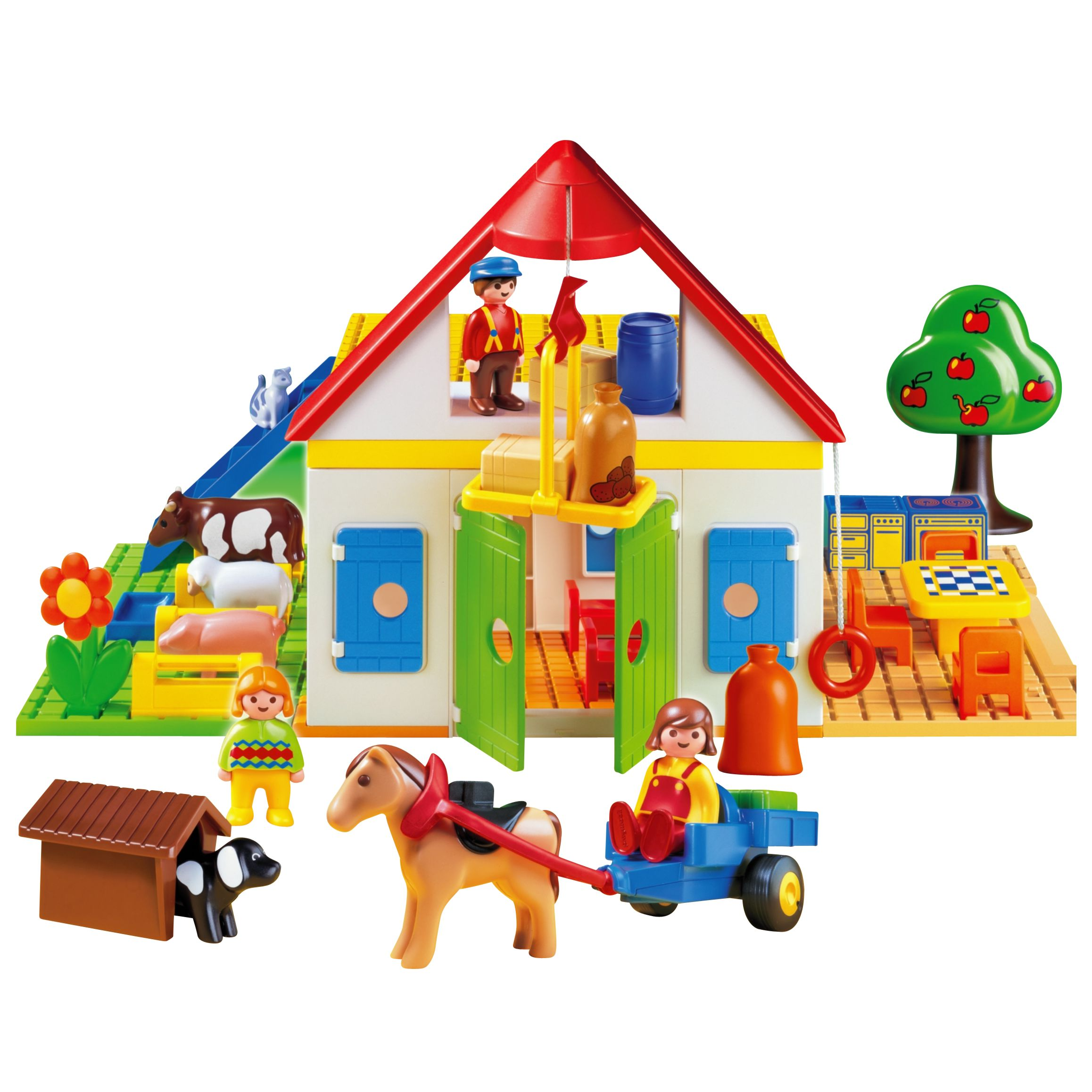Click here for Playmobil 123 Farm