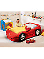 Little Tikes Roadster Toddler Bed, Red