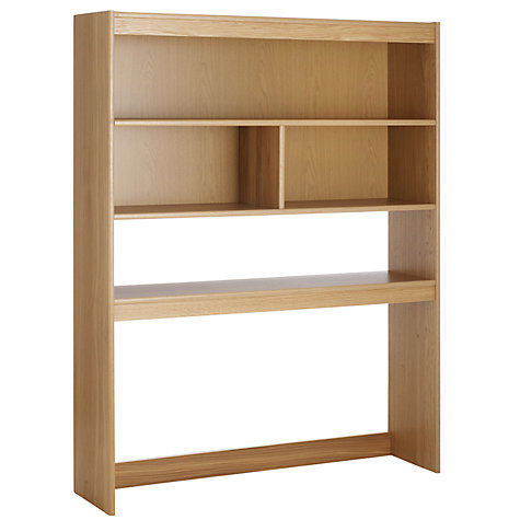 "Buy John Lewis Agatha Bridging Unit and Media Unit for up to 47"" TVs, Oak Online at johnlewis.com"