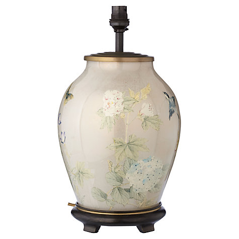 Buy Jenny Worrall Chinese Bird Glass Lamp Base