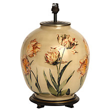 Buy Jenny Worrall Sievert Tulip Glass Lamp Base, Large Online at johnlewis.com