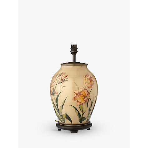 Buy Jenny Worrall Sievert Tulip Glass Lamp Base, Small Online at johnlewis.com