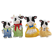 Buy Sylvanian Families Buttercup Friesian Cow Family Online at johnlewis.com