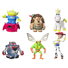 Buy Toy Story 3 Action Figure Assortment Online at johnlewis.com