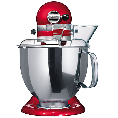 Buy KitchenAid 150 Artisan 4.8L Stand Mixer Online at johnlewis.com