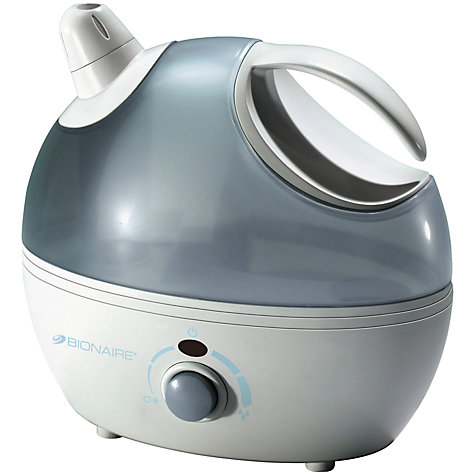 Buy Bionaire BU1300W-IUK Compact Ultrasonic Humidifier Online at johnlewis.com