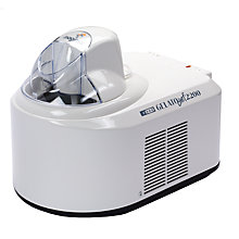 Buy Magimix Ice Cream Maker, 2200 Gelato Chef, White Online at johnlewis.com