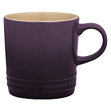 Buy Le Creuset Stoneware Mug Online at johnlewis.com
