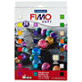 FIMO Soft Moulding Kit, 24 Assortment of Colours