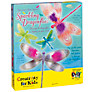 Creativity for Kids Sparkling Dragonflies