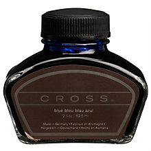 Buy Cross Bottled Ink, 62.5ml Online at johnlewis.com