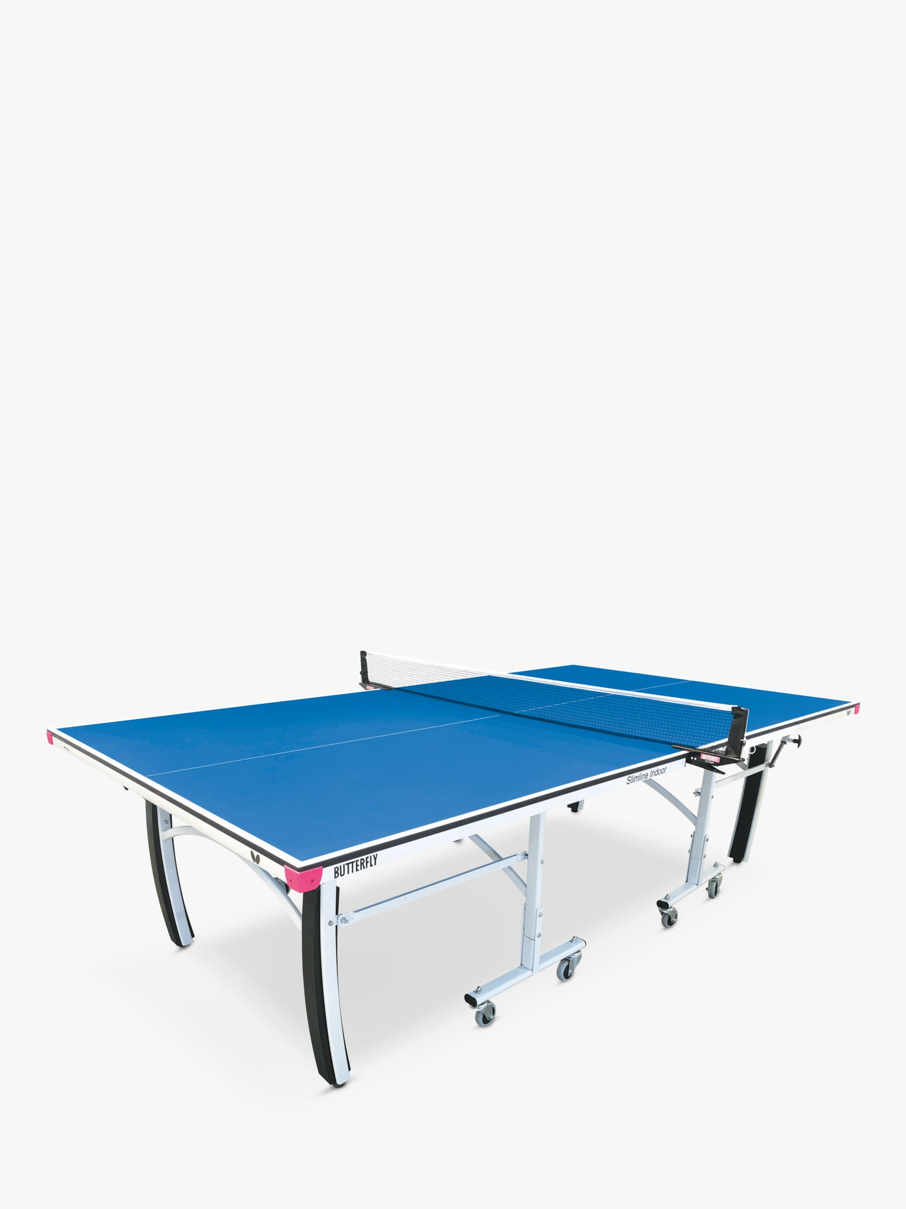 Butterfly Butterfly Slimline Indoor Table Tennis Table, Green