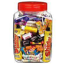 Buy Retro Mixed Giant Sweet Jar, 1.2kg Online at johnlewis.com