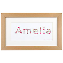 Buy JG Artwork Range Princess Framed Art Online at johnlewis.com