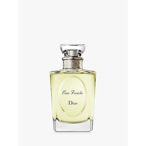 Buy Dior Eau Fraîche Eau De Toilette Spray, 100ml Online at johnlewis.com