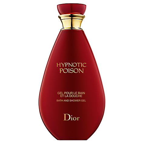 Buy Dior Hypnotic Poison Shower Gel, 200ml Online at johnlewis.com
