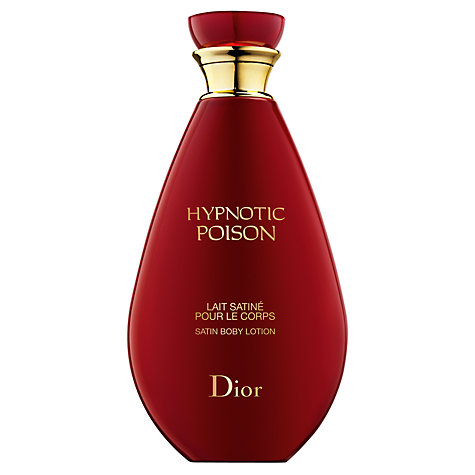 Buy Dior Hypnotic Poison Body Lotion, 200ml Online at johnlewis.com