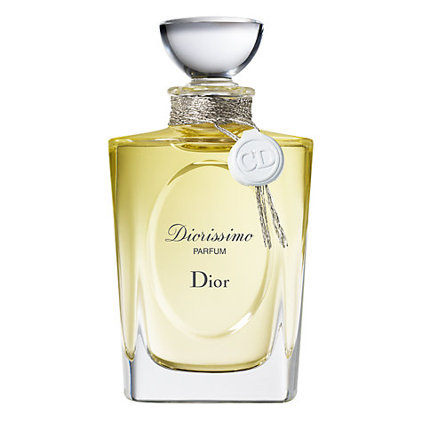 Buy Dior Diorissimo Parfum Bottle, 15ml Online at johnlewis.com