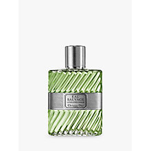 Buy Dior Eau Sauvage Aftershave Lotion Spray, 100ml Online at johnlewis.com