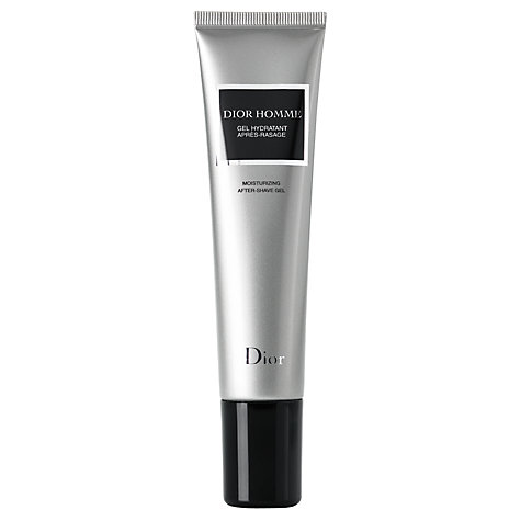 Buy Dior Homme Moisturizing Aftershave Gel, 70ml Online at johnlewis.com