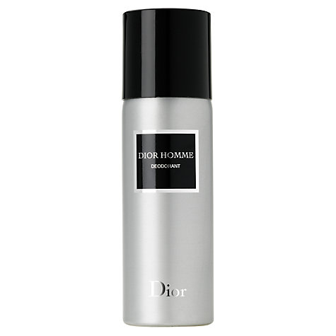 Buy Dior Homme Deodorant Spray,150ml Online at johnlewis.com