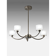 Buy John Lewis Paige Ceiling Light, 5 Arm Online at johnlewis.com