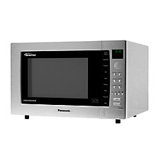 Buy Panasonic NN-CT890SBPQ Combination Microwave, Stainless Steel Online at johnlewis.com
