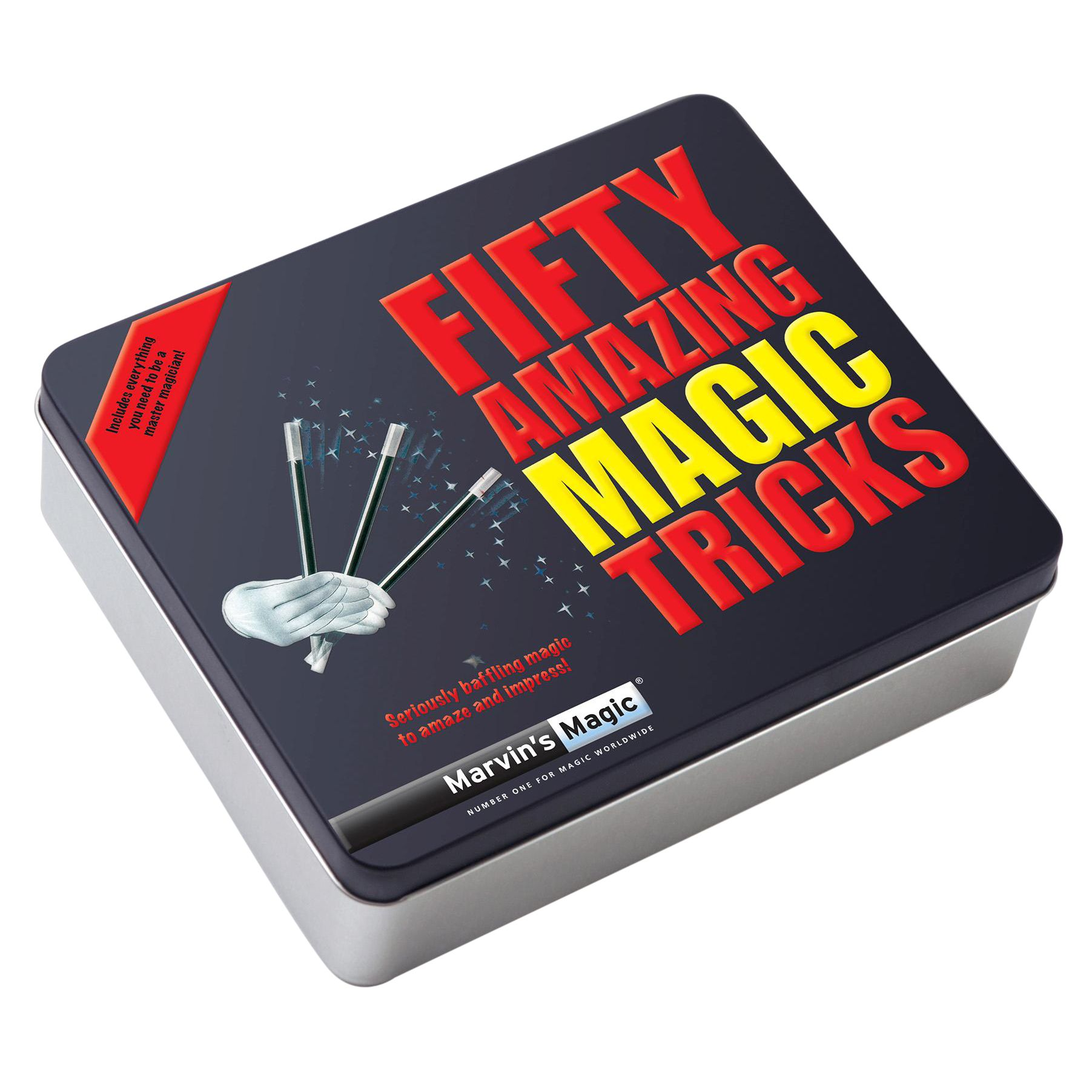 Marvin's Magic Marvin's Magic: Magic Tin, Assorted