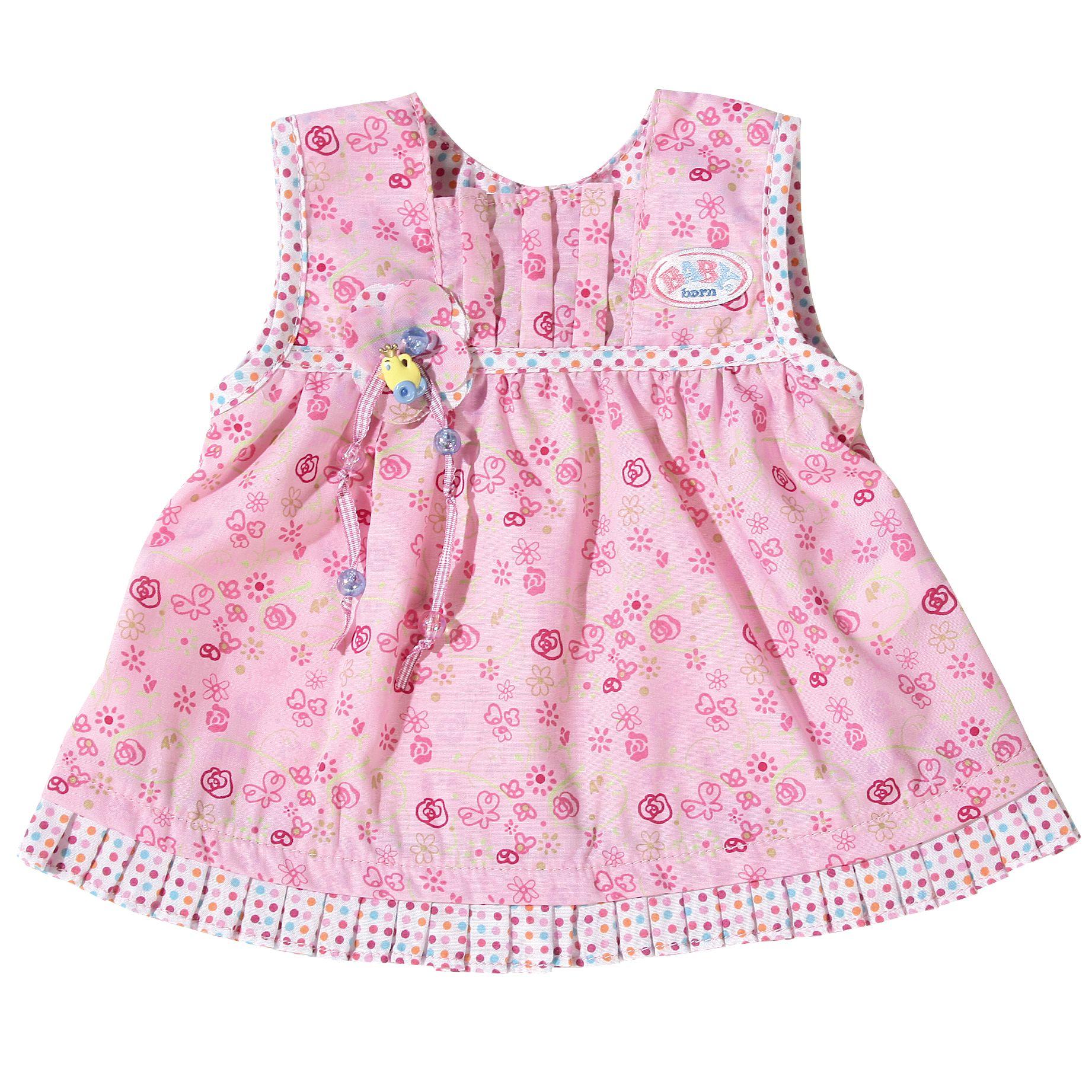Как сделать платье для беби бона своими руками